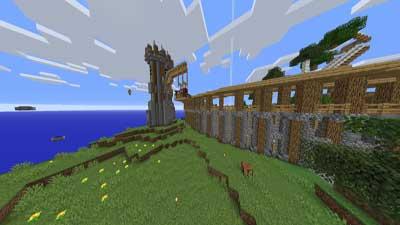 полная версия minecraft на apk