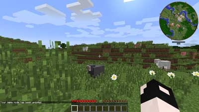 Minecraft-PE-vzlom-no-license